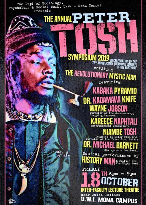 Peter Tosh Symposium 2019