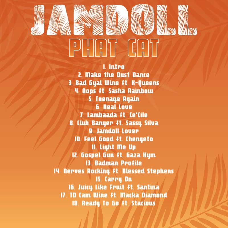 Phat Cat - Jamdoll