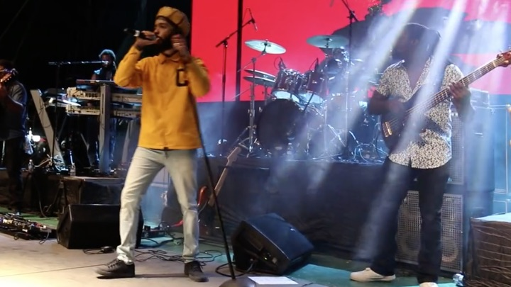 Protoje & The Indiggnation - Blood Money @ For The Culture 2017 [3/11/2017]