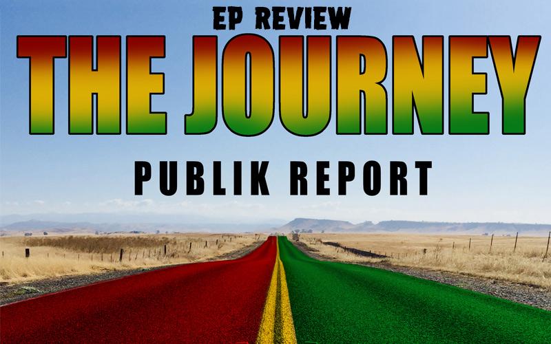 EP Review: Publik Report - The Journey
