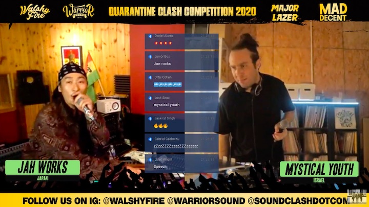 Quarantine Clash 2020 - Quarter Final #2 [5/10/2020]