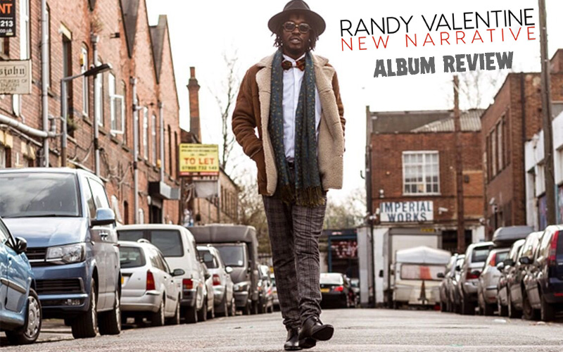 Album Review: Randy Valentine - New Narrative