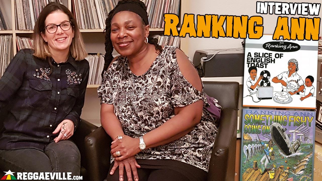 Ranking Ann - Interview in Munich, Germany [11/27/2019]