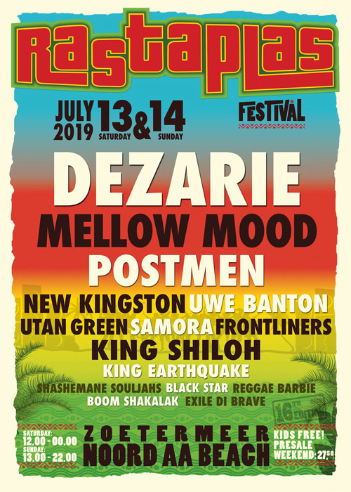 Rastaplas Festival 2019