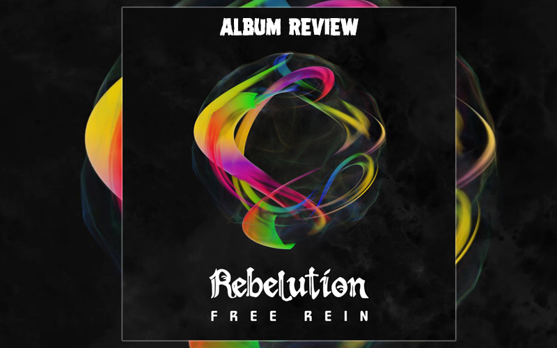 Album Review: Rebelution - Free Rein