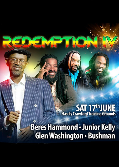 Redemption - The Concert 2017