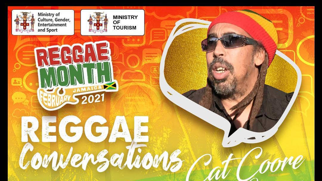 Reggae Conversations with Cat Coore 2021 [2/2/2021]