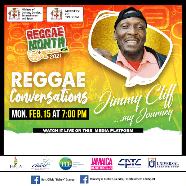 Reggae Conversations with Jimmy Cliff