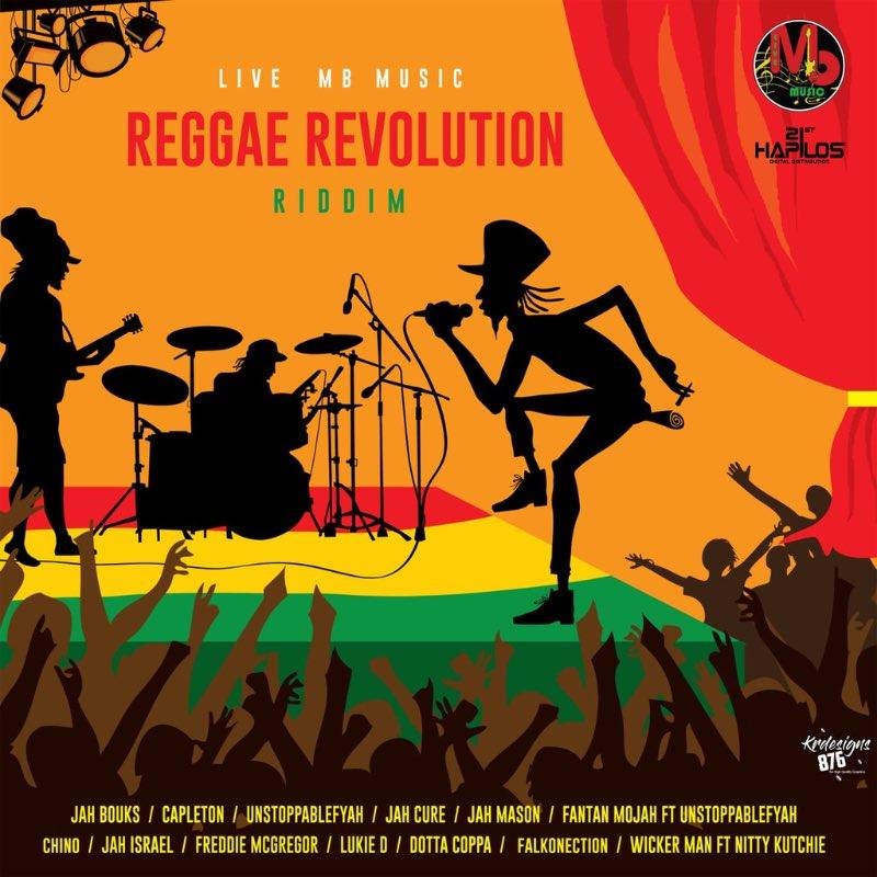 Release: Various Artists - Reggae Revolution Riddim