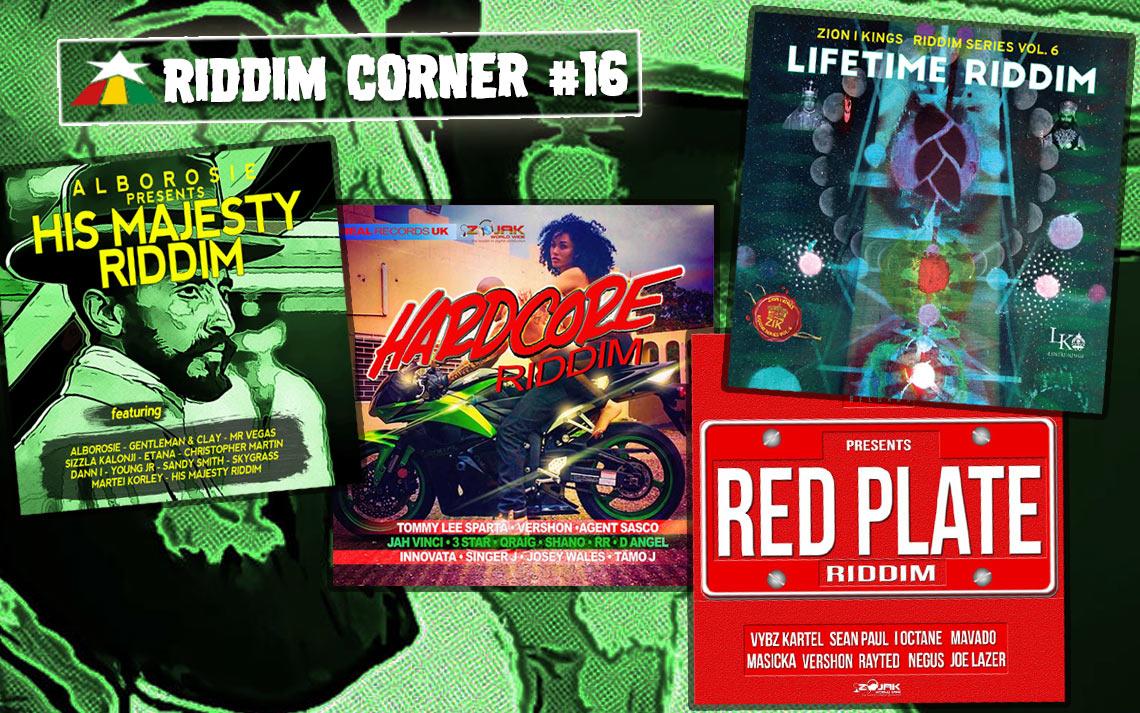 Reggaeville Riddim Corner #16