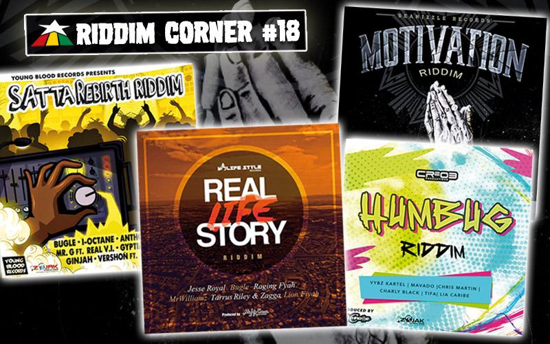 Reggaeville Riddim Corner #18