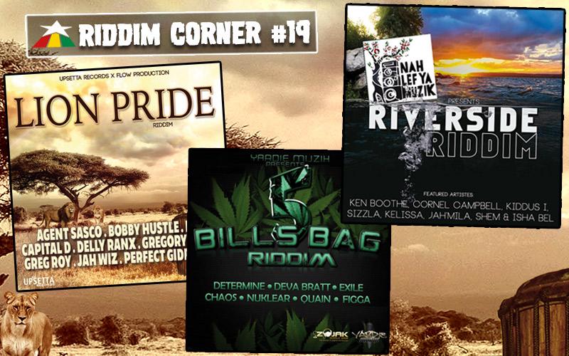 Reggaeville Riddim Corner #19