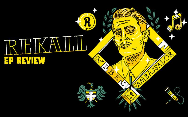 EP Review: Rekall - Vibes Ambassador