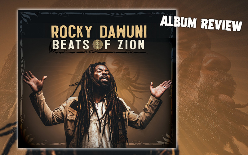 Album Review: Rocky Dawuni - Beats Of Zion