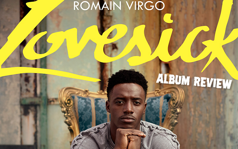 Album Review: Romain Virgo - Lovesick
