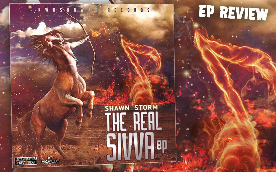 EP Review: Shawn Storm - The Real Sivva EP