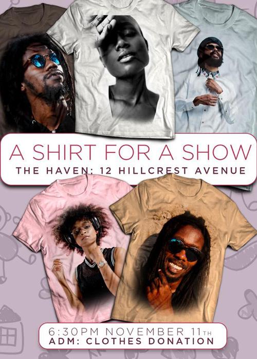 A Shirt For A Show 2017
