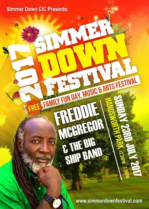 Simmer Down Festival 2017