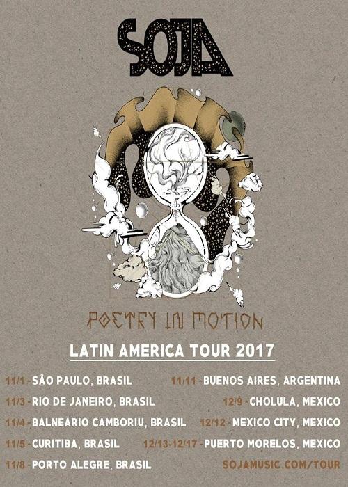 Soja tour dates in Melbourne