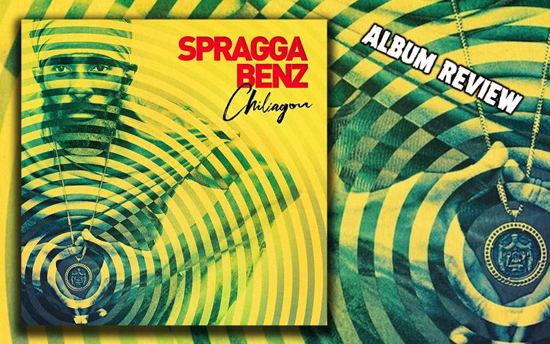 Album Review: Spragga Benz - Chiliagon