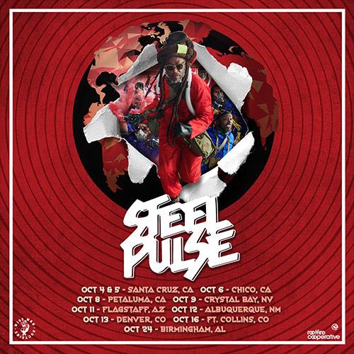 Steel Pulse 10-22-2019