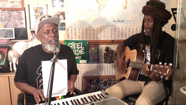 Steel Pulse - Legalize It (Peter Tosh Cover) [4/20/2017]