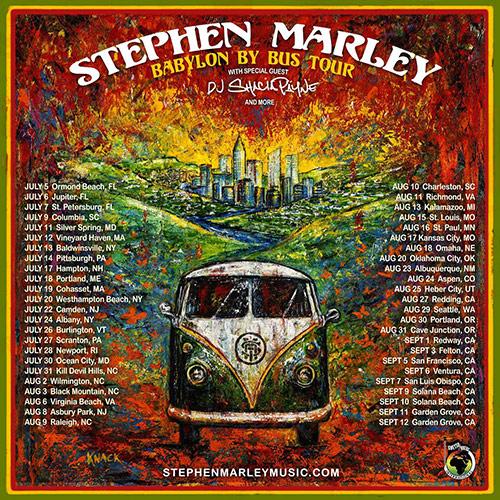 Stephen Marley 11-8-2019