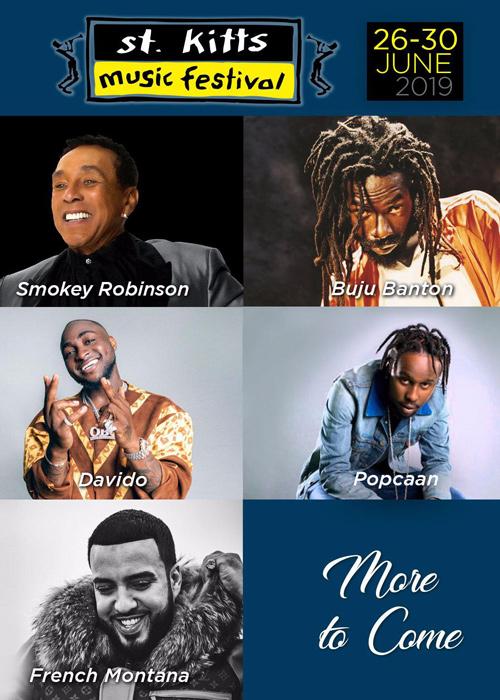 St. Kitts Music Festival 2019