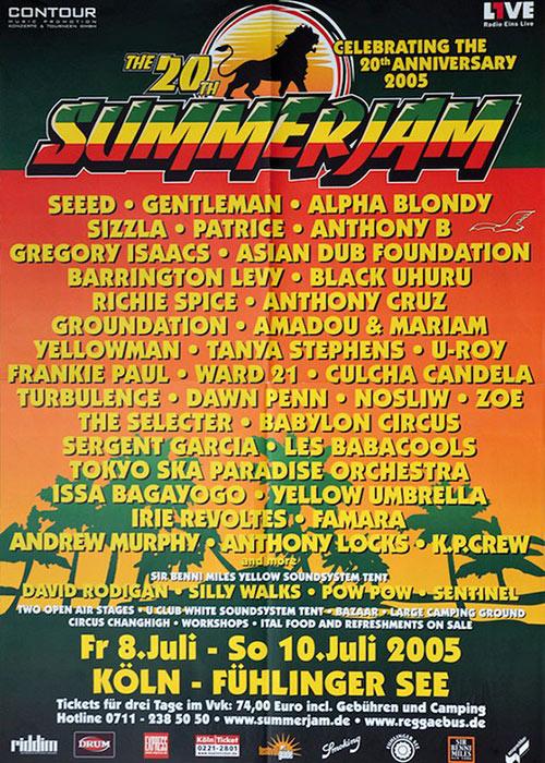 SummerJam 2005