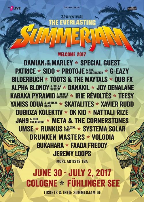 SummerJam 2017