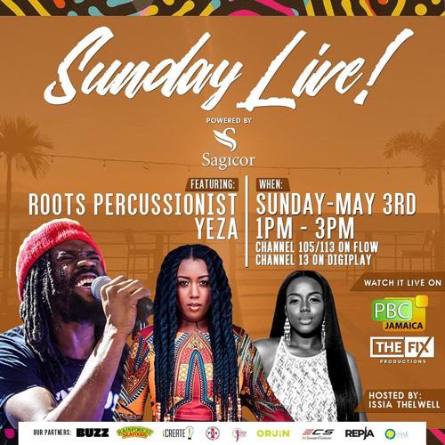 Sunday Live! #6 2020
