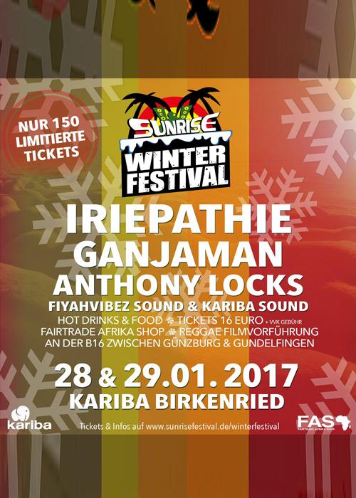 Sunrise Winter Festival 2017