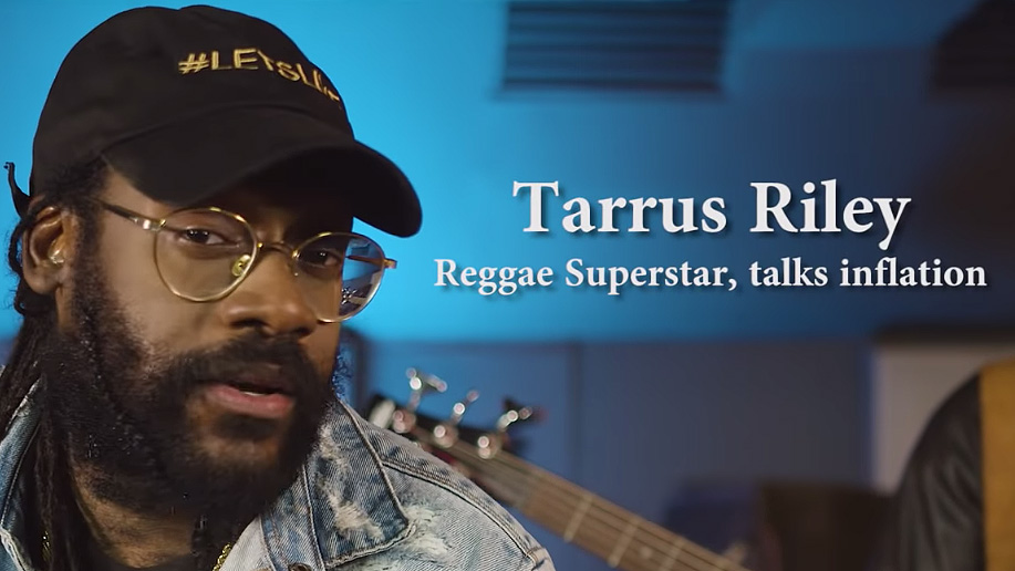 Tarrus Riley - Bank of Jamaica Inflation Targeting Campaign 2019 [5/17/2019]