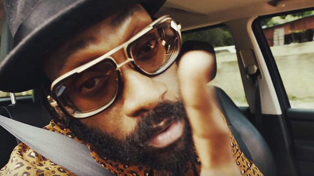 Tarrus Riley - Crime Free Christmas [12/19/2016]