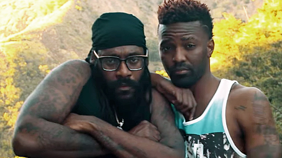 Tarrus Riley feat. Konshens - Simple Blessings [2/28/2018]