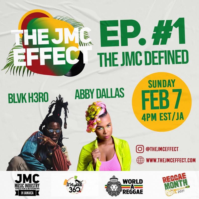 The JMC Effect - Episode #1 2021