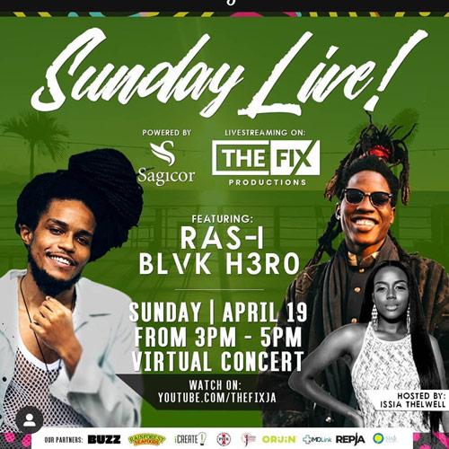 Sunday Live! #4 2020
