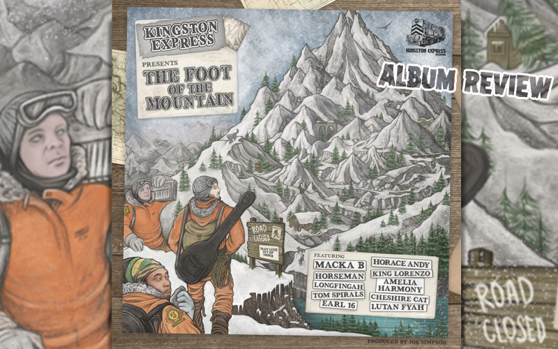 Album Review: The Foot Of The Mountain
