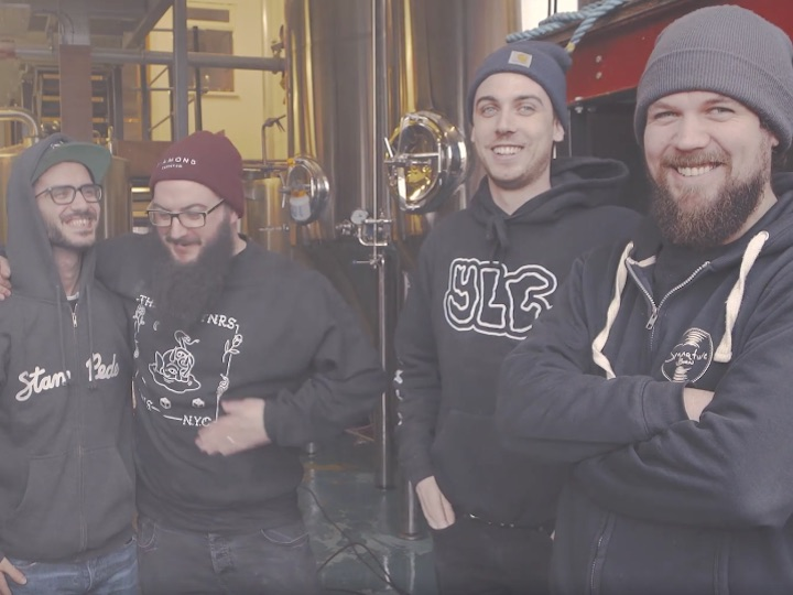The Skints & Signature Brew Nice Time Pale Ale [1/24/2017]
