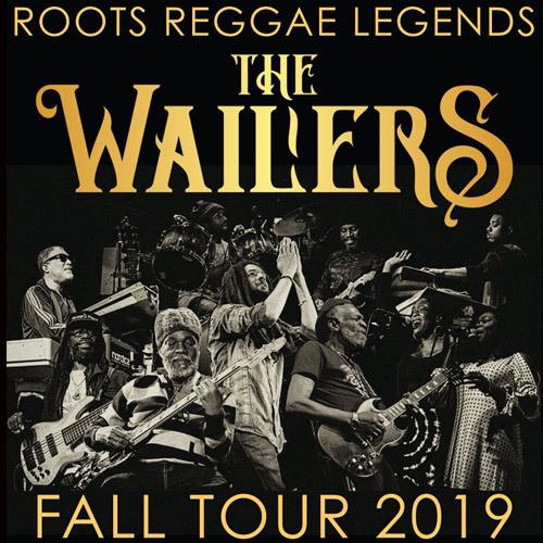 The Wailers 10-17-2019