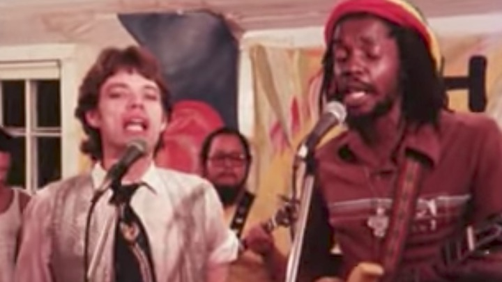 Peter Tosh feat. Mick Jagger - Don't Look Back [6/1/1978]