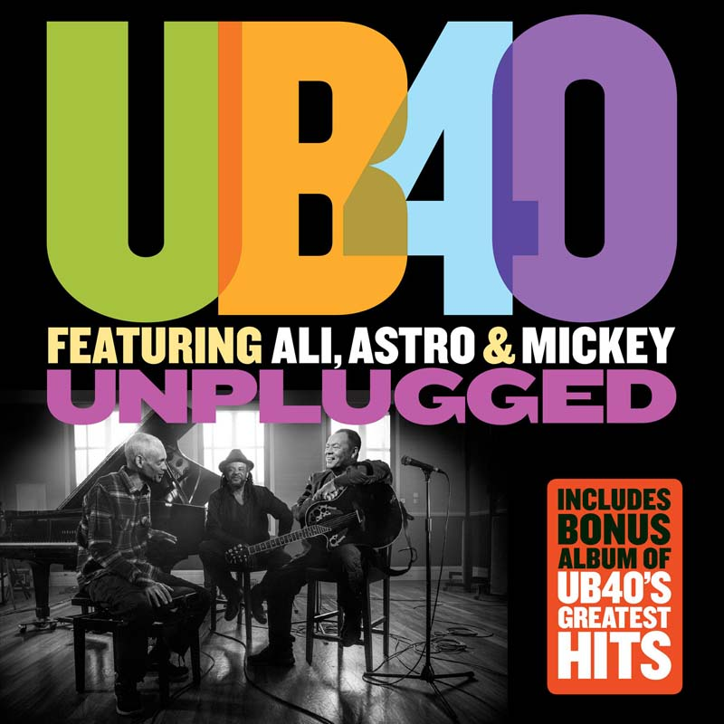 UB40 feat. Ali, Astro & Mickey - Unplugged