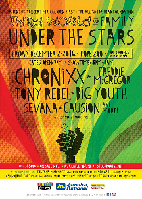 Under The Stars 2016
