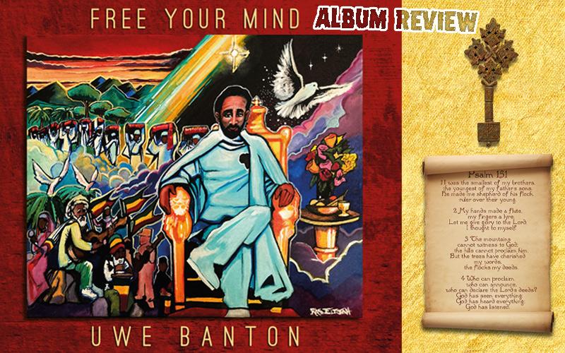 Album Review: Uwe Banton - Free Your Mind