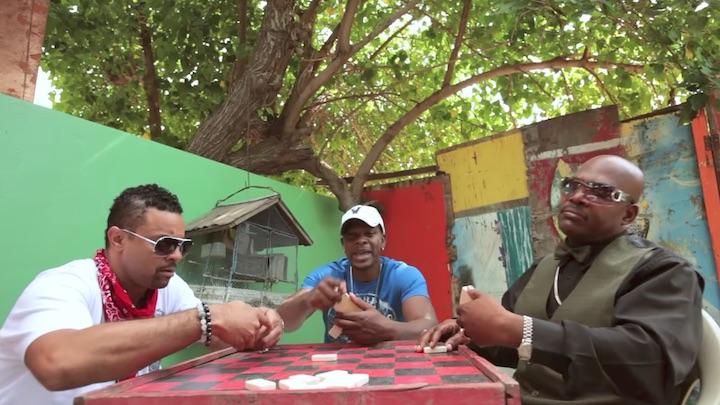 Mr.Vegas, Shaggy & Josey Wales - Sweet Jamaica [1/8/2011]