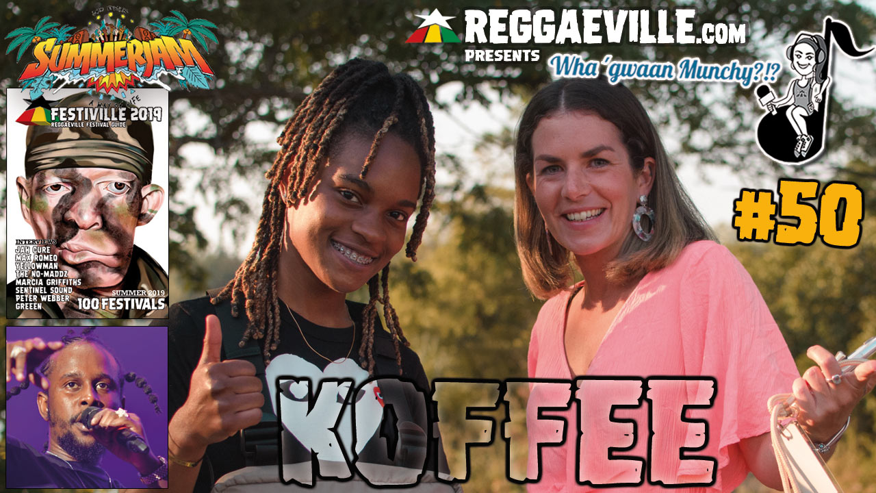 Koffee @ Wha' Gwaan Munchy?!? #50 (SummerJam - July 2019) [7/7/2019]