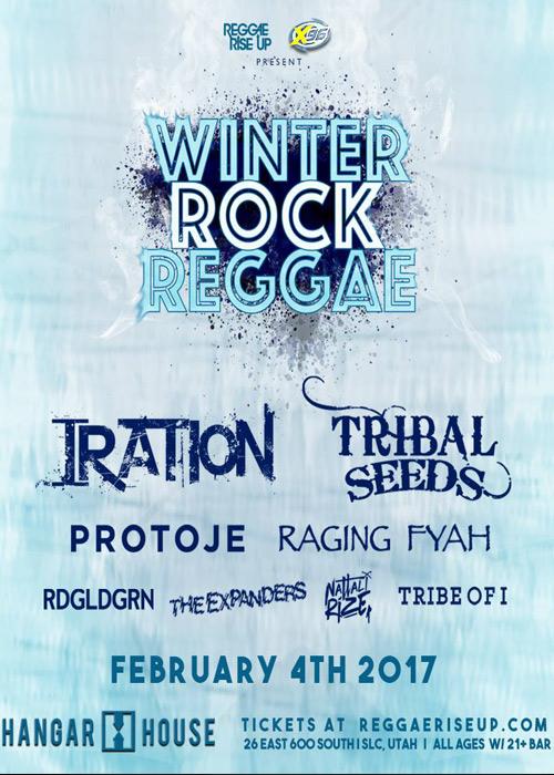 Winter Rock Reggae 2017