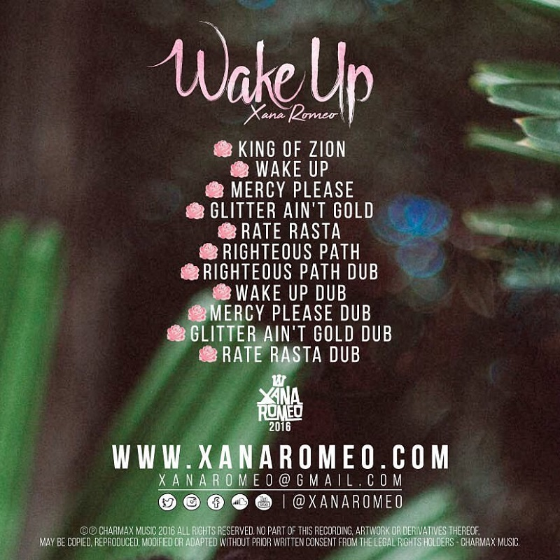 Xana Romeo - Wake Up
