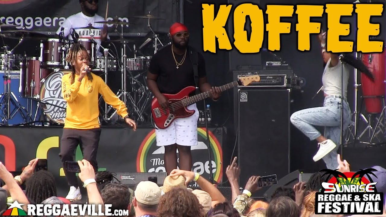 Koffee - Burning @ Sunrise Reggae & Ska Festival 2019 [7/14/2019]