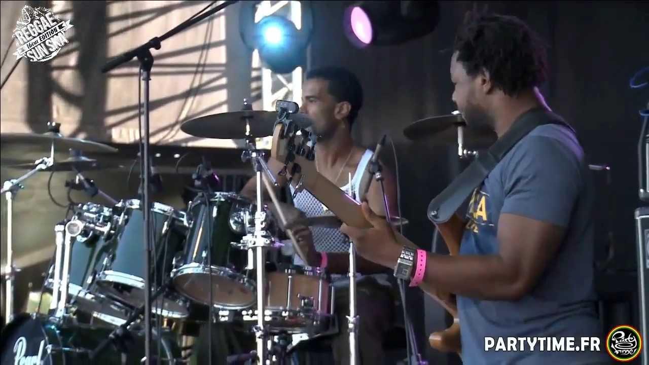 Warrior King @Reggae Sun Ska [8/3/2013]